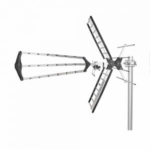 Antena de TV exterior máx. 14 dB UHF - (ANORUV10L8ME)