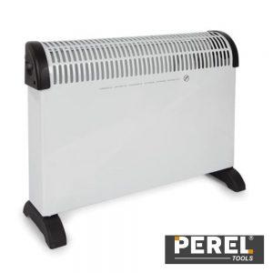 Aquecedor Convector 2000W C/ Turbo E Temporizador PEREL - (CH0001)