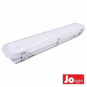 Armadura LED Duplo 24W 65cm IP65 4000K 2100lm JOLIGHT - (JO428/0602NW)