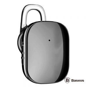 Auricular Bluetooth V4.1 C/ Microfone Preto BASEUS - (NGA02-0A)