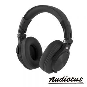 Auscultadores C/ Microfone AUDICTUS - (ABH-1515)