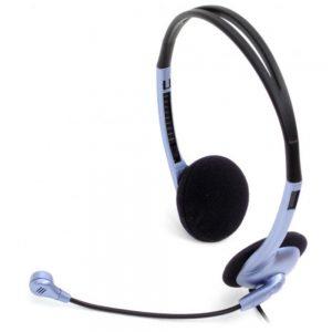 Auscultadores Stereo C/ Microfone GENIUS - (HS-02B)
