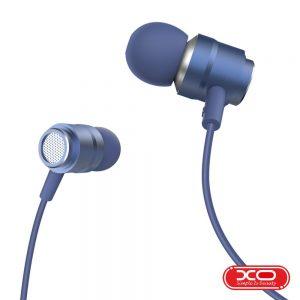 Auscultadores C/ Fios Stereo Azul XO - (EP6/BL)