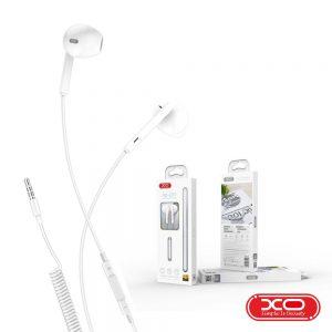 Auscultadores C/ Fios Stereo Branco XO - (EP7/WH)