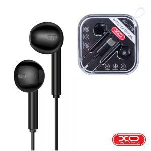 Auscultadores C/ Fios Stereo Preto XO - (EP8/BK)