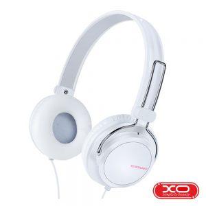 Auscultadores C/ Fios Stereo Branco XO - (S32/WH)