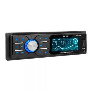 Auto-Rádio FM Mp3 45Wx4 C/ MMC/SD/USB/AUX/RDS - (AVH-8610)