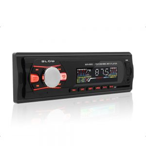 Auto-Rádio FM Mp3 45Wx4 C/ MMC/SD/USB/AUX - (AVH-8602)