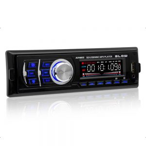 Auto-Rádio FM Mp3 50Wx4 C/ MMC/SD/USB/AUX/RDS - (AVH-8603)