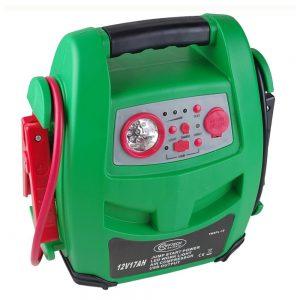 Arrancador de Baterias Auto 400A C/ Compressor+USB+LED - (AUTO100)