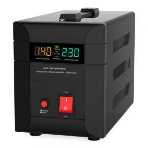 Estabilizador Automático Tensão c/ servomotor 1000va - (AVR-TRC-AGILE1000)