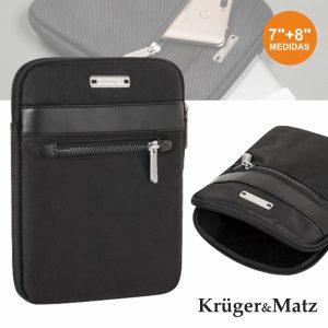 "Bolsa P/ Tablet 7"" E 8"" Kruger Matz - (BAGT7)"