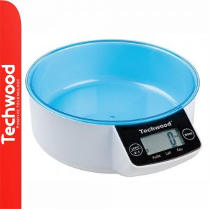 Balança Cozinha Digital 3kg TECHWOOD - (TPA-855)