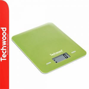 Balança Cozinha Digital 5kg TECHWOOD - (TPA-523)