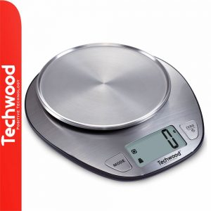 Balança Cozinha Digital 5kg TECHWOOD - (TPA-590)