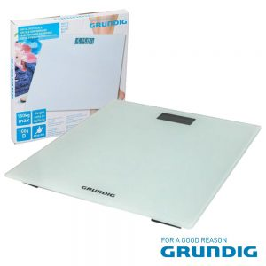 Balança Wc 150kg Digital Grundig - (06975)