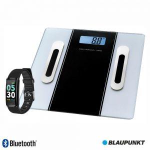 Balança Corporal Inteligente C/ Smartband BLAUPUNKT - (BLP1540.133)