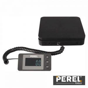 Balança Postal C/ Visor Digital 40kg / 5g Perel - (VTBAL500)