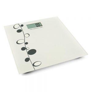 Balança Corporal 180kg Digital Vidro - (EBS005)