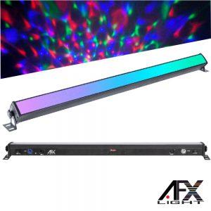 Barra Luz Interior 60W 224 LEDS RGB DMX AFXLIGHT - (BARLED200-FX)
