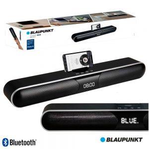Barra Som S/Fios Comando BT 2x10W USB/SD Cabo Aux BLAUPUNKT - (BLP9820.133)