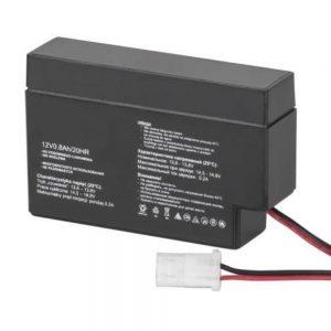Bateria Chumbo 12V 0.8mA - (BAT-LEAD-12V0.8AH)