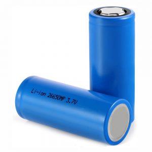 Bateria Lithium 26650 3.7v 3500ma Recarregável - (BAT26650/3.5)