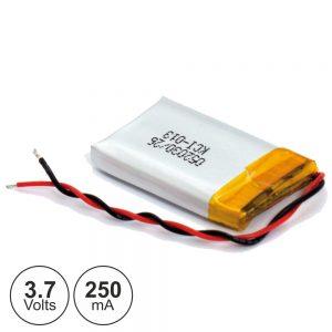 Bateria Li-Polimero 3.7v 250ma - (BAT520)