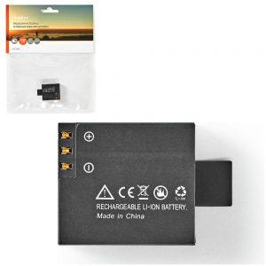 Bateria Suplente P/ Câmara De Ação 1000mAh - (ACBT20BK)