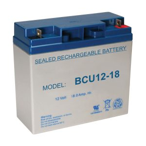 Bateria Chumbo 12V 18A - (BCU12-18)