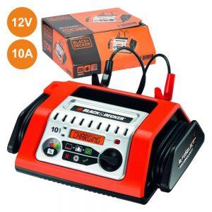 Carregador De Baterias 12V 10a 4 Fases Black Decker - (BDSBC10A)