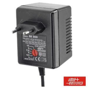 Alimentador 9-12-15-18-21-24V 600ma AC/AC - (BE30050)
