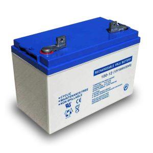 Bateria Chumbo Gel 12V 100A - (BGU12-100)