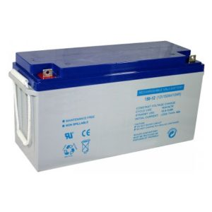Bateria Chumbo Gel 12V 150A - (BGU12-150)