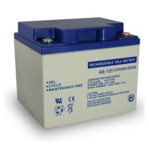 Bateria Chumbo Gel 12V 45A - (BGU12-45)