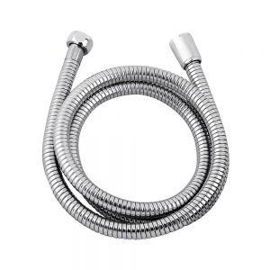 Mangueira Flexível P/ Duche Extensível 2m Inox - (01214)