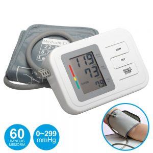 Aparelho Medidor De Tensão Arterial - (BLDP-ARM-TRUSTY)