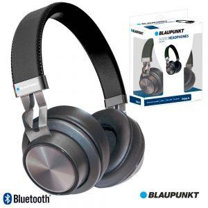 Auscultadores Bluetooth S/ Fios Aux Bat Mic BLAUPUNKT - (BLP4300.133)