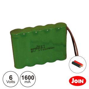 Bateria Ni-Mh AA 6v 1600ma JOIN - (BM663-1)