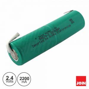 Bateria Ni-Mh SC 2.4V 2200mA JOIN - (BM678-2)