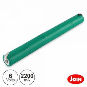 Bateria Ni-Mh Sc 6v 2200ma JOIN - (BM679-2)