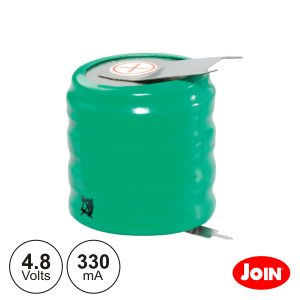Bateria Ni-Mh 4.8v 330ma Com Patilhas JOIN - (BM712-43)