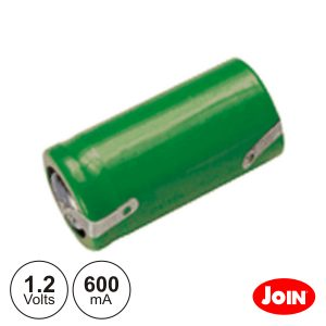 Bateria Ni-Mh 2/3AA 1.2V 600ma JOIN - (BM825-12)