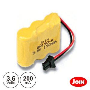 Bateria Ni-Cd N 3.6v 200ma JOIN - (BN150-9)