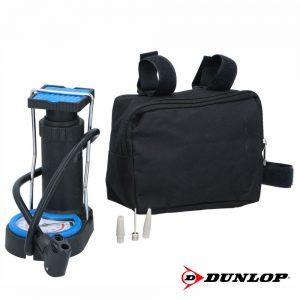 Bomba de Pé P/ Bicicleta DUNLOP - (DUN416)