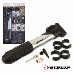 Bomba Manual De Mão C/ 3 Adaptadores Dunlop - (DUN184)