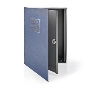 Cofre em Formato de Dicionário Inglês Tamanho Médio - (BOOKSEDM01BU)