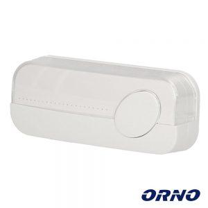 Botão De Campaínha C/ Iluminação ORNO - (OR-DP-VD-138PD2)