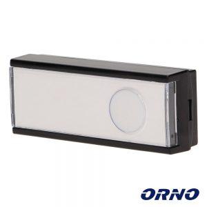 Botão De Campaínha P/ CALYPSO ORNO - (OR-DB-QS-112PD)