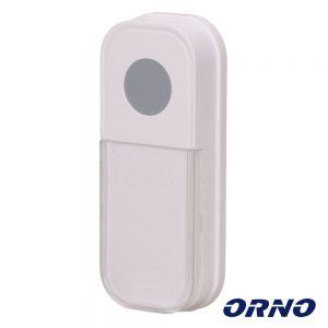 Botão De Campaínha P/ FADO ORNO - (OR-DB-KF-134PD)